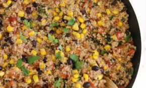 Five Ingredient One Pan Mexican Quinoa – Www