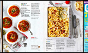Five Spring Recipes In BBC Good Food Magazine – Ren Behan ..
