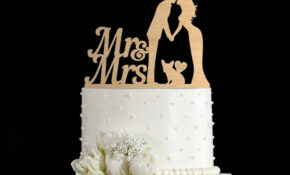 Five Things You Won't Miss Out If You Attend Dog Wedding Cake | Dog Wedding Cake – Recipes To Make Your Own Dog Food