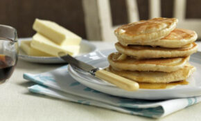 Fluffy American Pancakes Recipe – BBC Food – Recipes Bbc Food