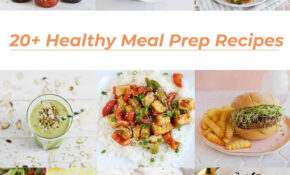 Food: 10+ Healthy Meal Prep Recipes – DiyForYou – Healthy Meal Prep Recipes