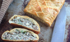 Food Adventures (in Fiction!): Braided (Sausage) Bread For ..