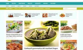 Food Blogger: How To Create A Food Blog Or Recipe Website ..