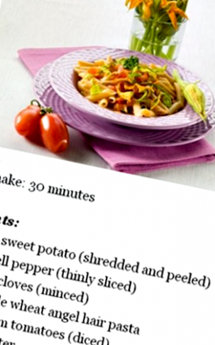 Food Corner - Just another WordPress site - recipes vegetarian weight loss