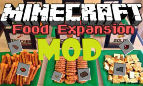 Food Expansion – Mods – Minecraft – CurseForge – Recipes Minecraft Food