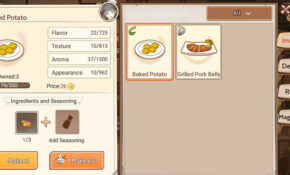 Food Fantasy Complete Recipe Guide With Ingredients | Food ..