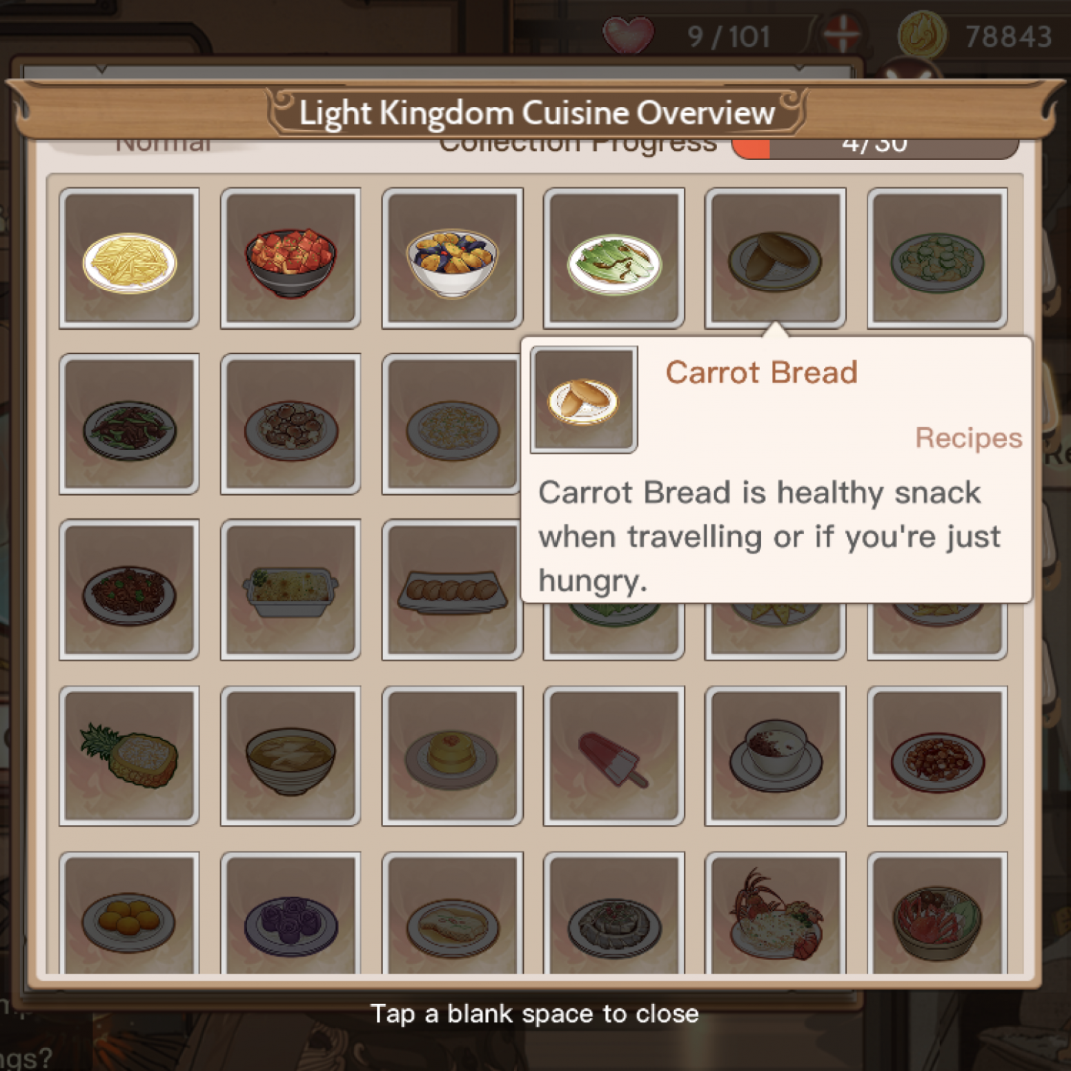 Food Fantasy' Recipes Guide: Complete List Of Dishes And ..