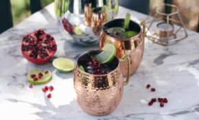 Food: Moscow Mule … With A Twist! Recipe – MRS ..