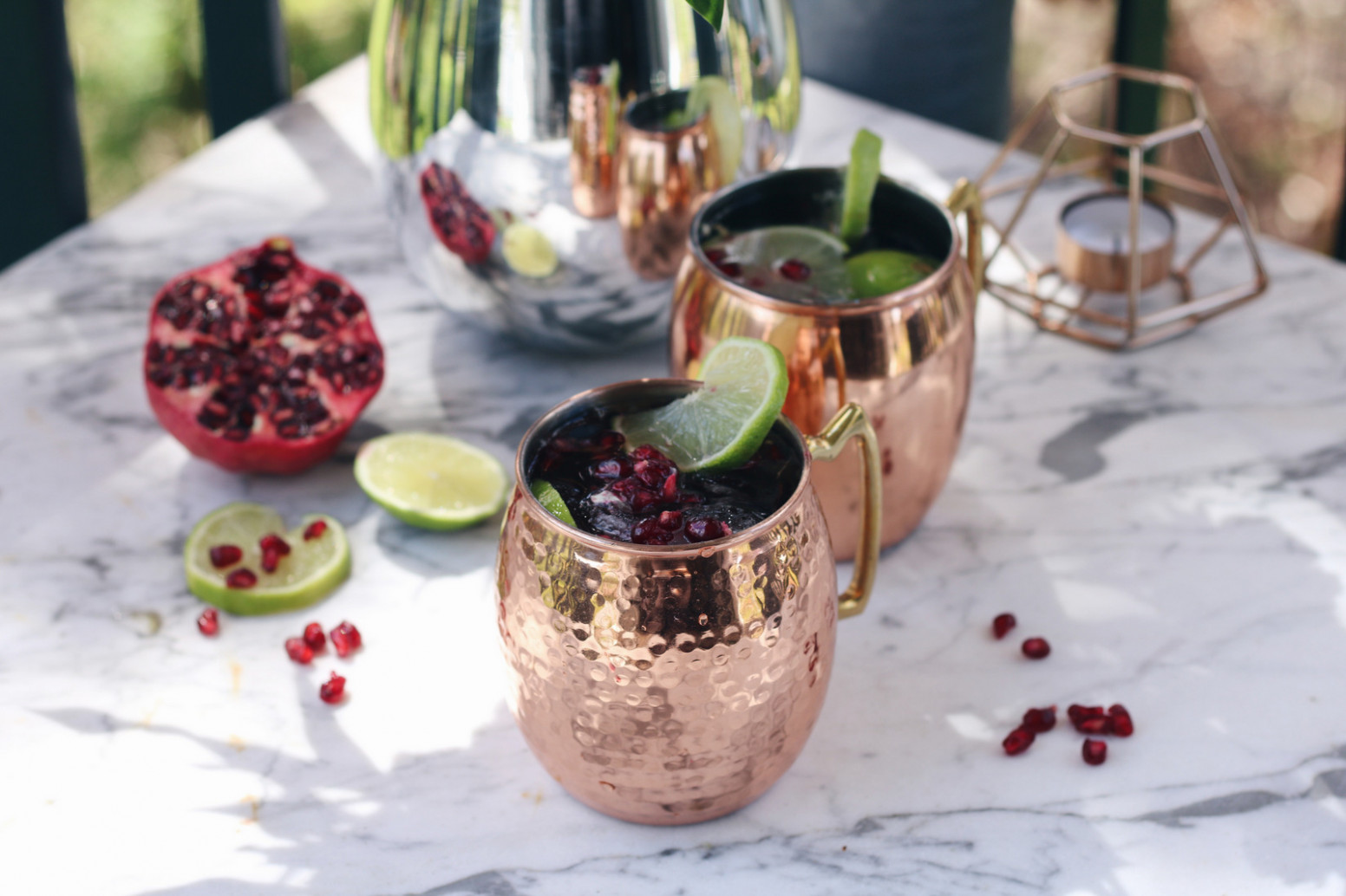 Food: Moscow Mule ... with a Twist! Recipe - MRS ..