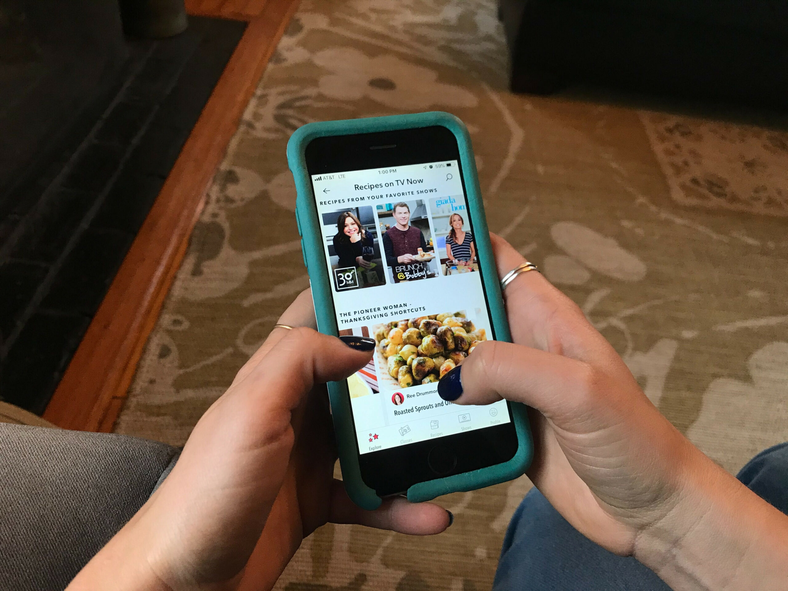 Food Network Cooking App - Food Network Kitchen Review - Recipes The Kitchen Food Network