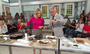 Food Network's Geoffrey Zakarian Uses Flank Steak Leftovers – Recipes Leftover Steak Food Network