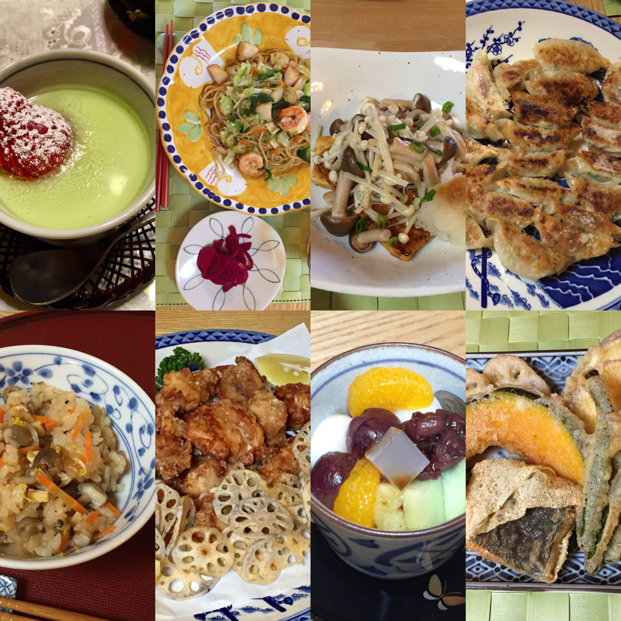 Food Of The Seasons - Japanese Home Meal Cooking  : Japanese Home Meal  Cooking - Book Online - Cookly - Healthy Japanese Recipes