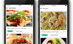 Food Recipe IPhone App With Add Recipe By Chef – SWIFT 14 – Food Recipes App Download