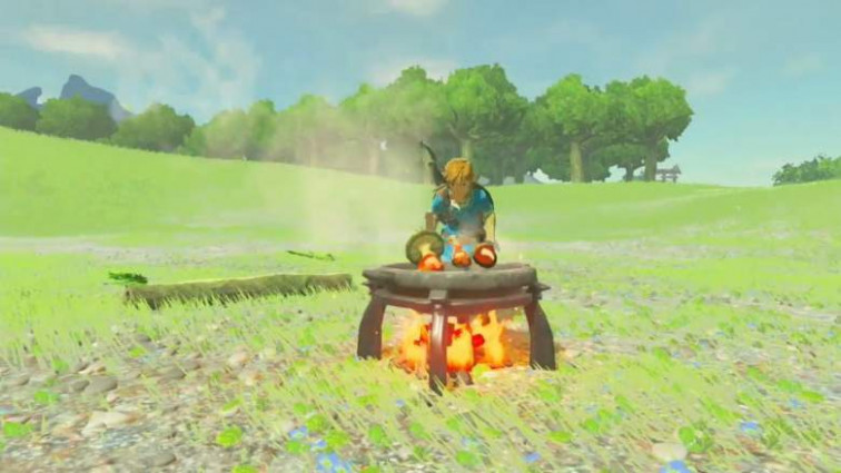 Food Recipes For 'Breath of the Wild' | Heavy