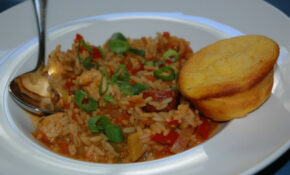Food Safari's Jambalaya Recipe : SBS Food – Recipes Sbs Food Safari