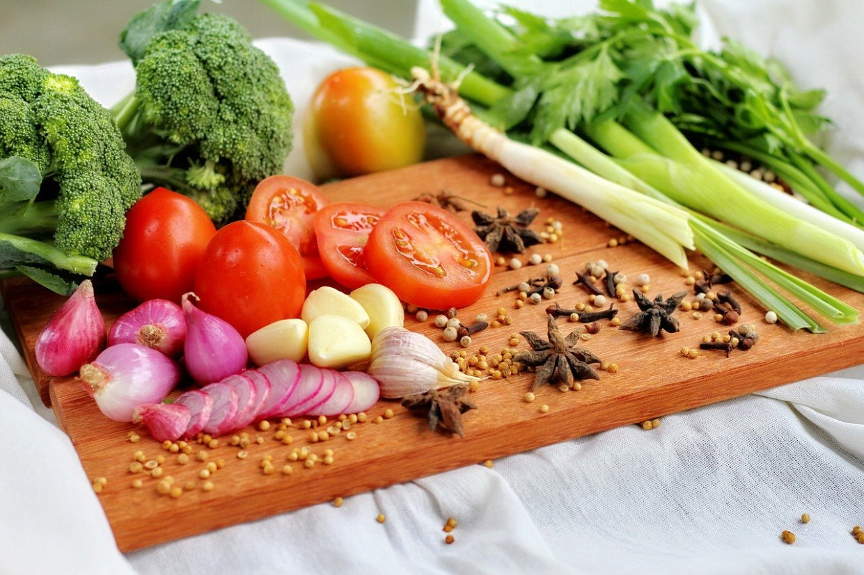 Food, Vegetable, Healthy, Meal, Onion - recipes to eat healthy