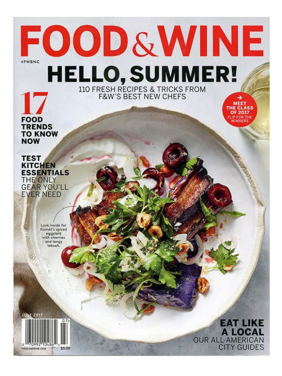 Food & Wine Magazine Will Leave New York for Alabama - The ..