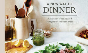 Food10 A New Way To Dinner: A Playbook Of Recipes And ..