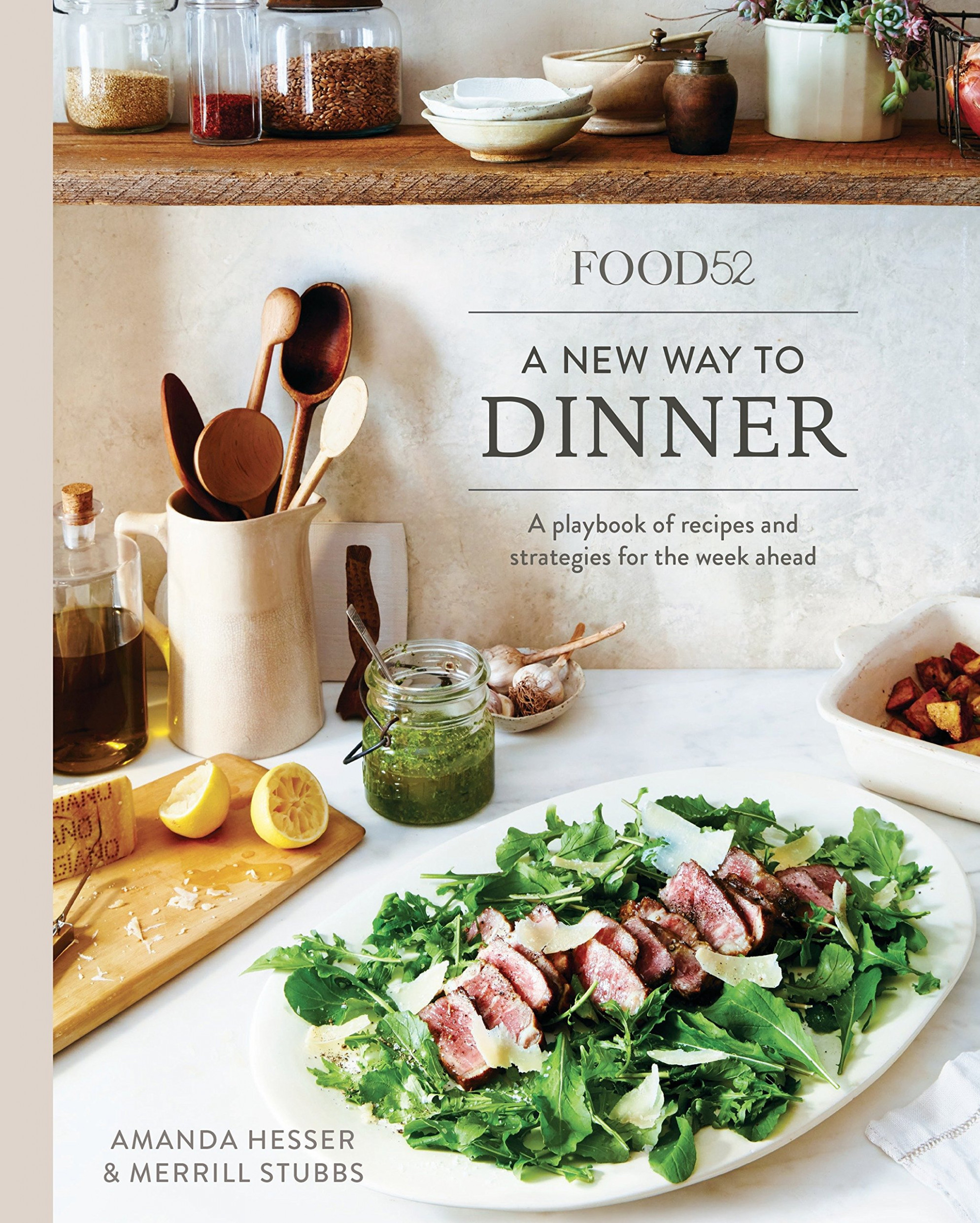 Food10 A New Way to Dinner: A Playbook of Recipes and ...