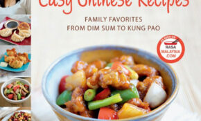 FoodieMommy: Easy Chinese Recipes By Bee Yinn Low Of Rasa ..