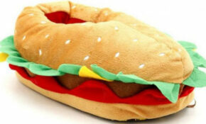 Foodista | Cheeseburger Slippers Are Slip On Sandwiches – Chicken Recipes Mexican