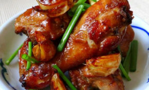 Foodista | Chicken Recipe Of The Day: Chinese Three Cup ..