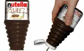 Foodista | Nutella Squeeze Bottle Is A Pressing Demand – Recipes Chinese Chicken