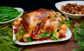 Foolproof Holiday Turkey With Orange Marmalade Glaze – Dinner Recipes To Impress The In Laws