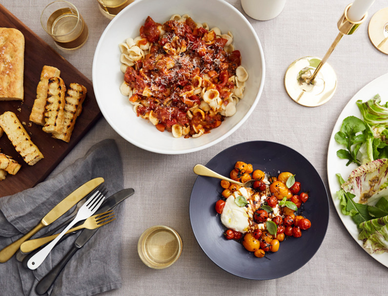 Foolproof Italian Dinner Party | Goop - dinner party recipes