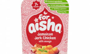 For Aisha Jerk Chicken And Mango 7 Mth+ 130G – Groceries ..