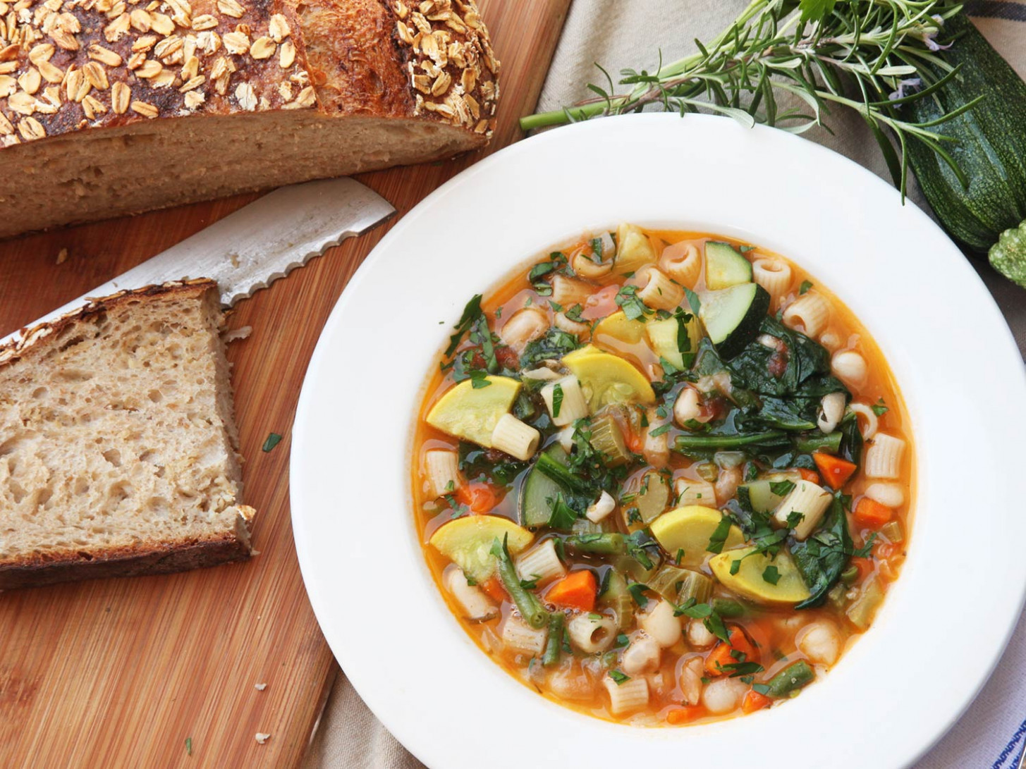 For the Best Minestrone, Ditch the Recipes | The Food Lab ..