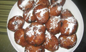 For You..a Oliebol.