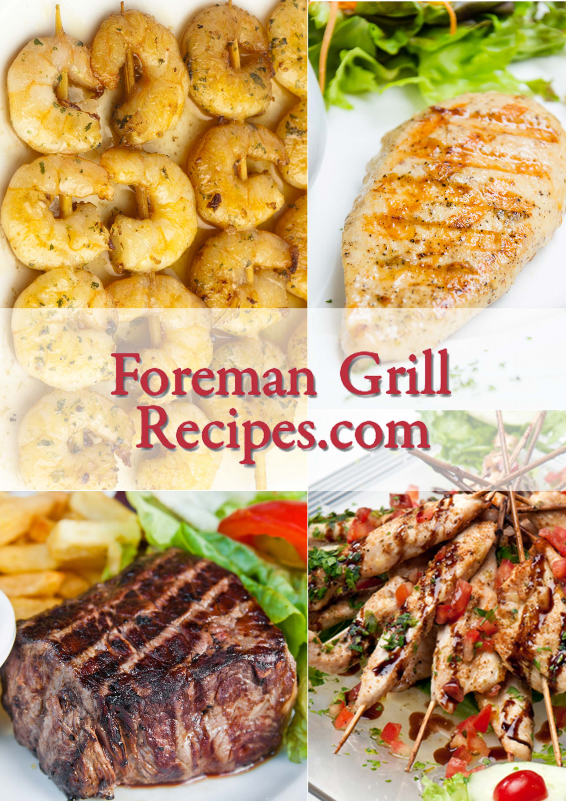 Foreman Grill Recipes - PDF - George Foreman Grill Recipes Chicken
