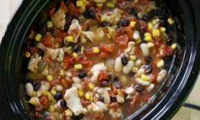 Freezer To Slow Cooker Chicken Chili – Recipes Crock Pot Chicken