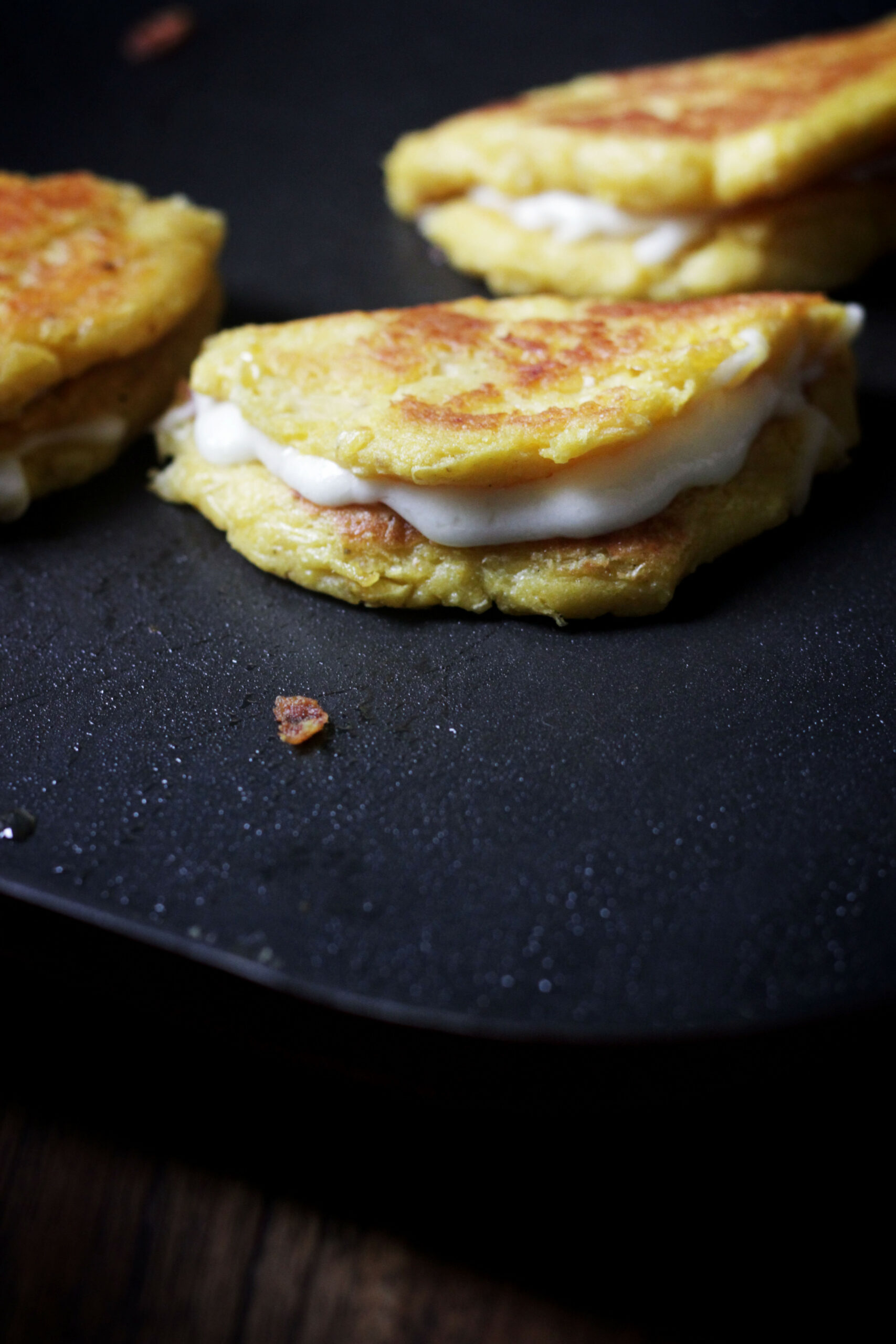 Fresh Corncakes with Cheese | Cachapas | Global Table ... - www