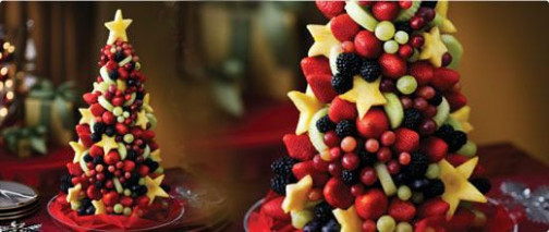 Fresh, healthy Christmas desserts + treats - Eat Well NZ - healthy xmas dessert recipes