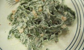 Fresh Spinach Fettuccine – Smoked Salmon Recipes Dinner