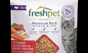 Freshpet® Select Cat Food Product Line