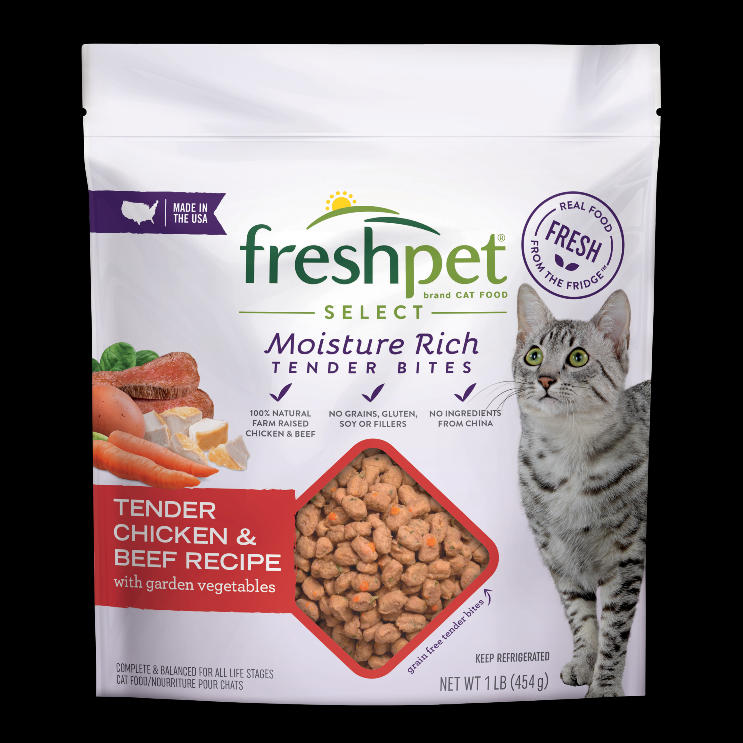 Freshpet® Select Cat Food Product Line - recipes diabetic dog food