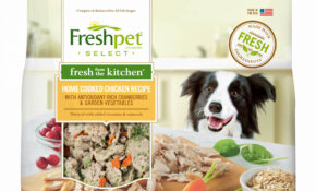 Freshpet Select Fresh From The Kitchen Home Cooked Chicken ..