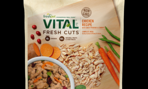 Freshpet Vital Fresh Cuts Chicken & Sweet Potato Dog Food