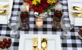 Fried Chicken Dinner Party | Casual Summer Entertaining ..