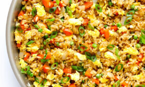 Fried Rice | Gimme Some Oven | Bloglovin' – Recipes Easy Vegetarian Rice