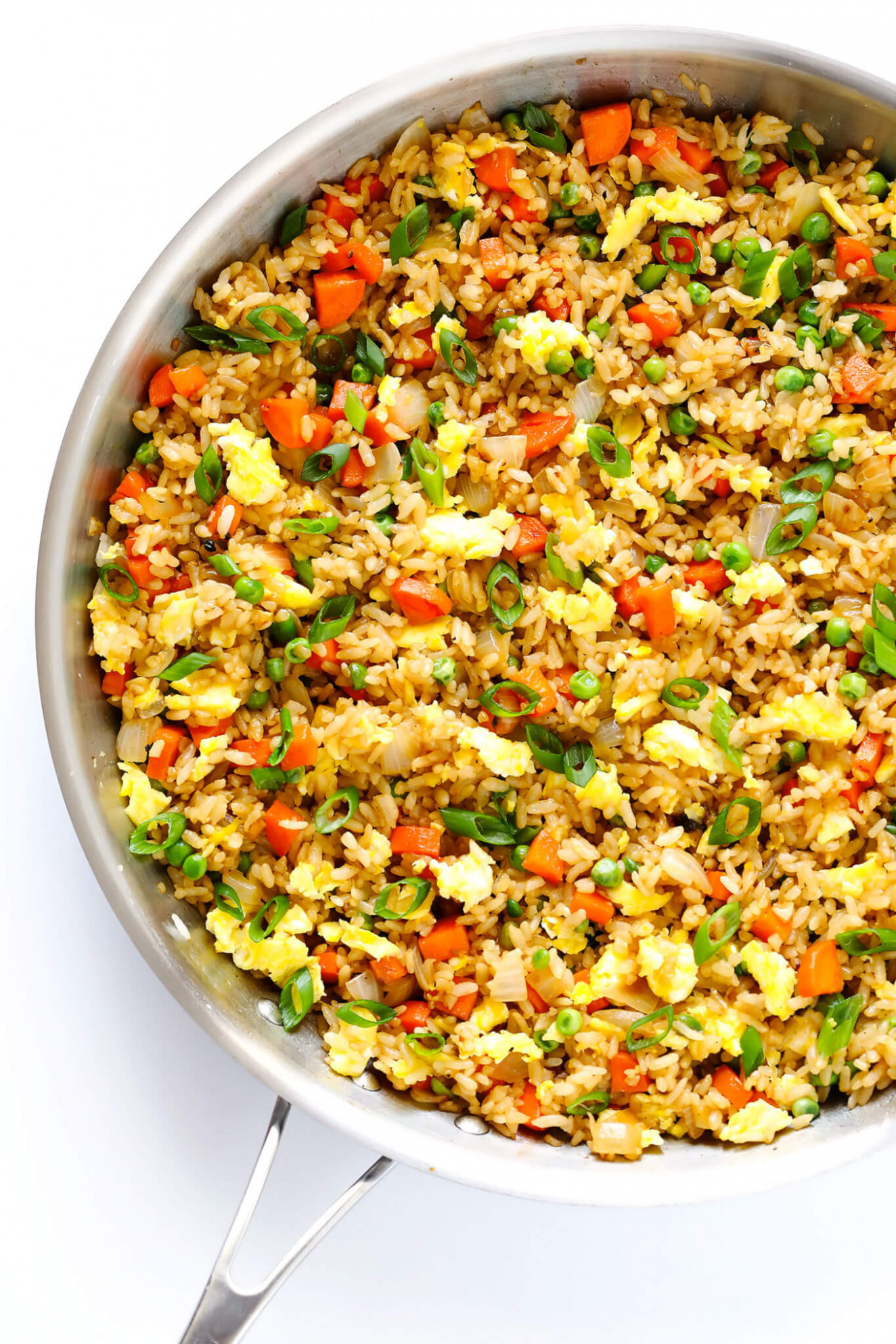Fried Rice | Gimme Some Oven | Bloglovin' - recipes easy vegetarian rice