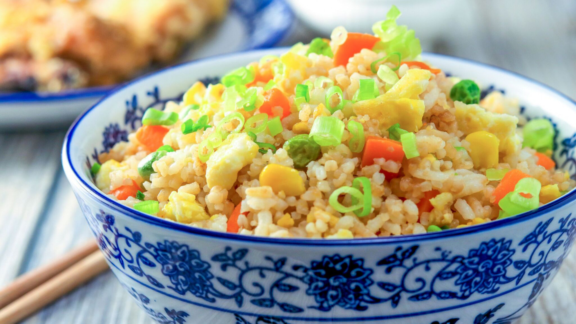Fried Rice Recipe From Leftovers - food recipes with rice
