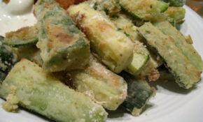 Fried Zucchini – Baked Zucchini Recipes Healthy
