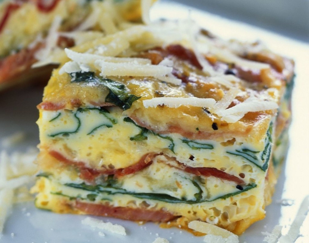 Frittata - recipes breakfast for dinner
