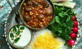 From Garlic To Onion: All About Iranian Style Cooking ..