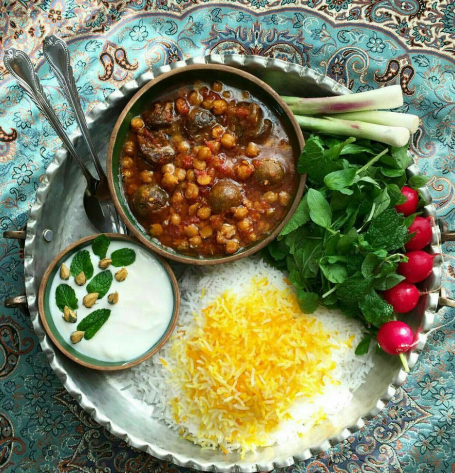 From Garlic to Onion: All about Iranian-style cooking ..
