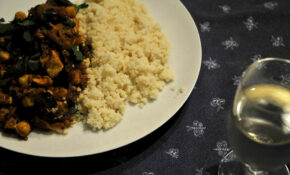 From My Kitchen — Couscous Imperial Recipe – Tagine Recipes Chicken